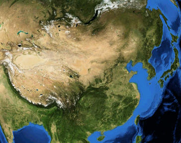China - History and Geography on