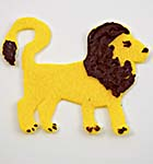 L is for Lion, animal ABCs